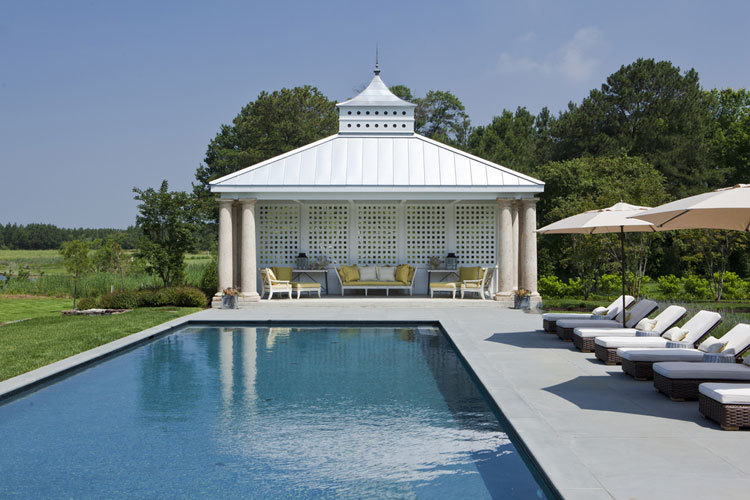 Pin Pool House Cabana Builders Cost On Pinterest