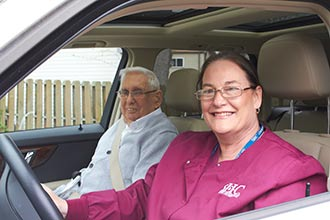 With Seniors Home Care 24/7 care, you still have independence and the freedom to get around town