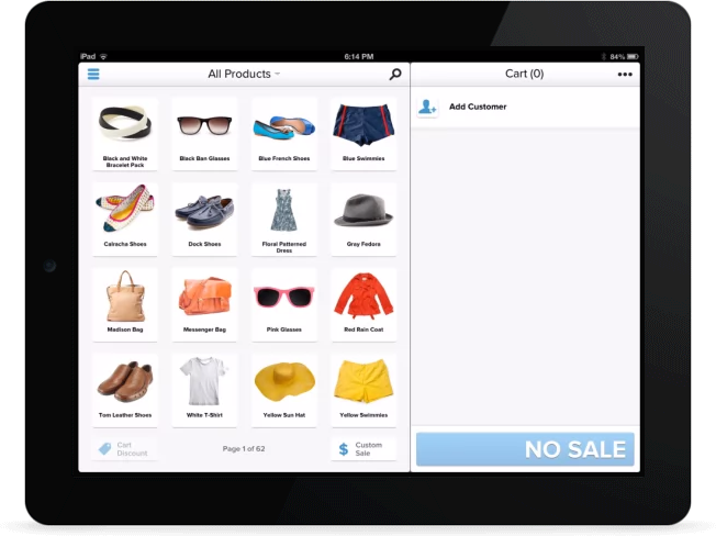 Shopify iPad POS app for New Zealand stores – Lucid