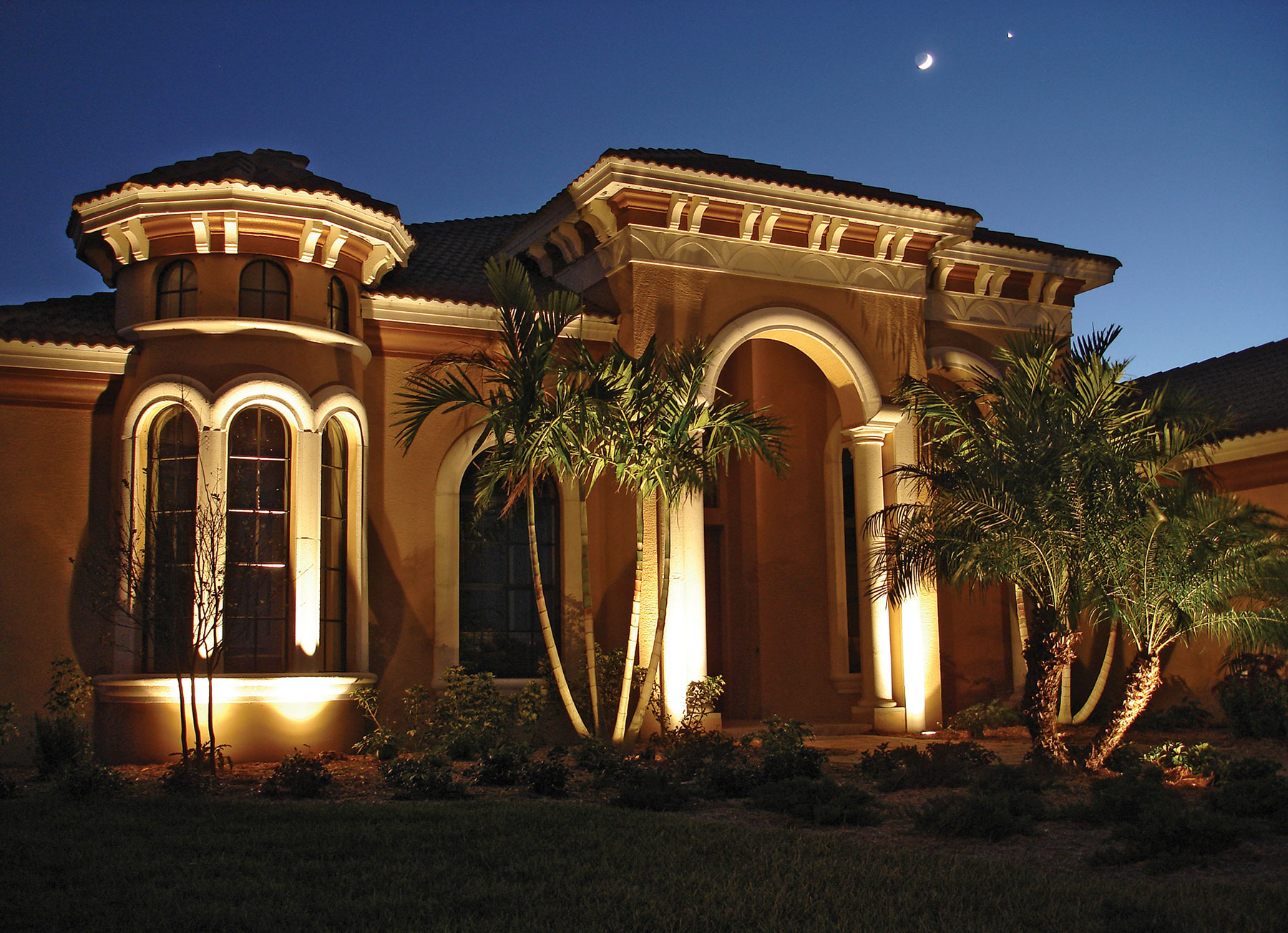 Outdoor Lighting With Outdoor Lighting Perspectives Of Naples