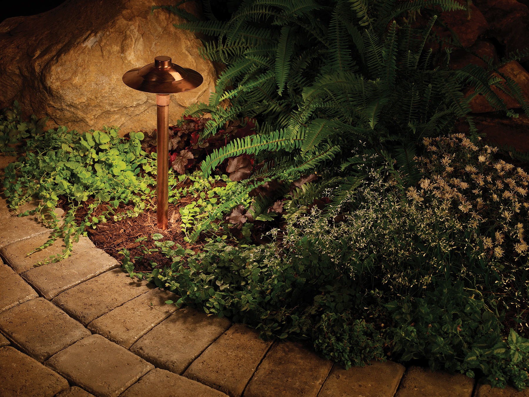 Landscape Lighting by Outdoor Lighting Perspectives