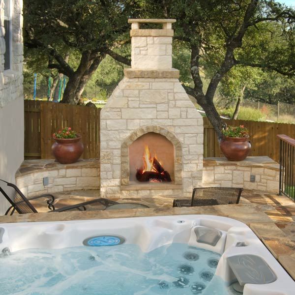 Outdoor Patio Fireplace Archadeck Outdoor Living
