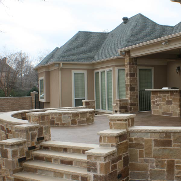 Patios & Hardscapes