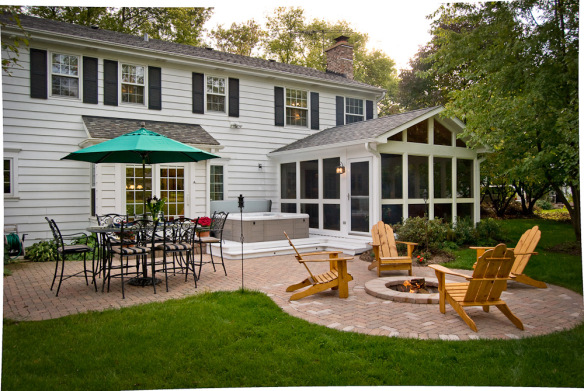 How to Combine a Patio and a Porch | Archadeck Outdoor Living Backyard Without Patio on backyard terrace, backyard barbeque, backyard pizza oven, backyard bar, backyard porch, backyard hot tub, backyard fireplace, backyard pavers, backyard trellis, backyard grill, backyard ideas, backyard elevator, backyard sheds, backyard shade diy, backyard furniture,