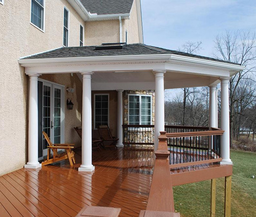 Open Porches Archadeck Outdoor Living