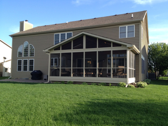 July 13, 2012 · Archadeck, Belgard, Patios, Paver Patios, Screened Porch,  And Sky Lights