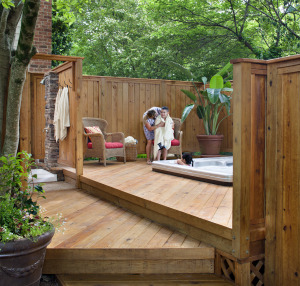 Deck Privacy Fence Archadeck Outdoor Living
