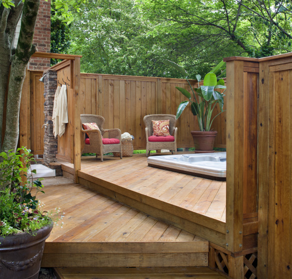 At Archadeck Outdoor Living, Our Franchisees Have Designed And Built Custom  Outdoor Living Spaces That Fit All Types Of Pools And Spas.