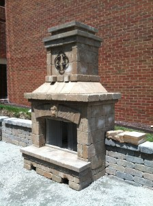 Outdoor Fireplace | Archadeck Outdoor Living