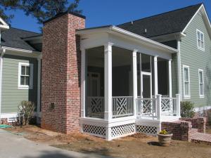 Deck design archadeck outdoor living for Designer homes augusta ga