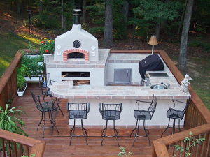 Move it Outdoors with an Outdoor Kitchen | Archadeck Outdoor Living