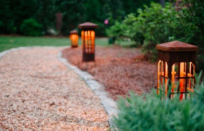pathway lighting ideas. path lighting turn on the sun u2014 just a bit pathway ideas