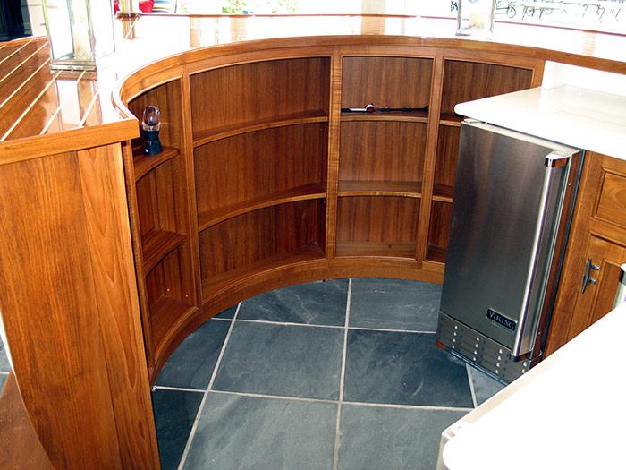 Residential Boat Bar