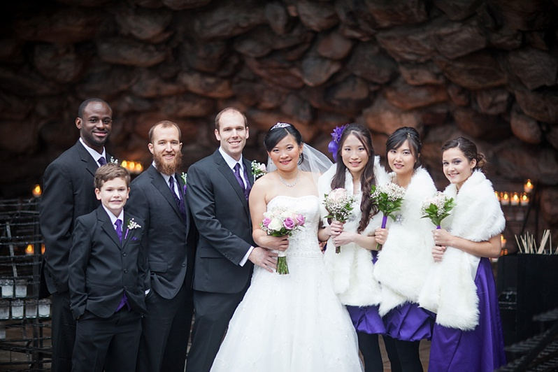 Big Day: Steve and Chun-mei