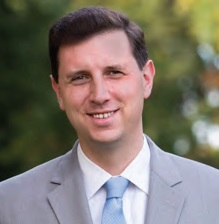 Rhode Island General Treasurer Seth Magaziner