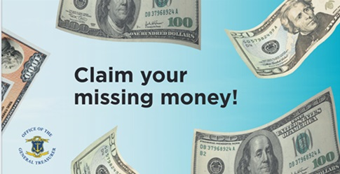 Claim your missing money!