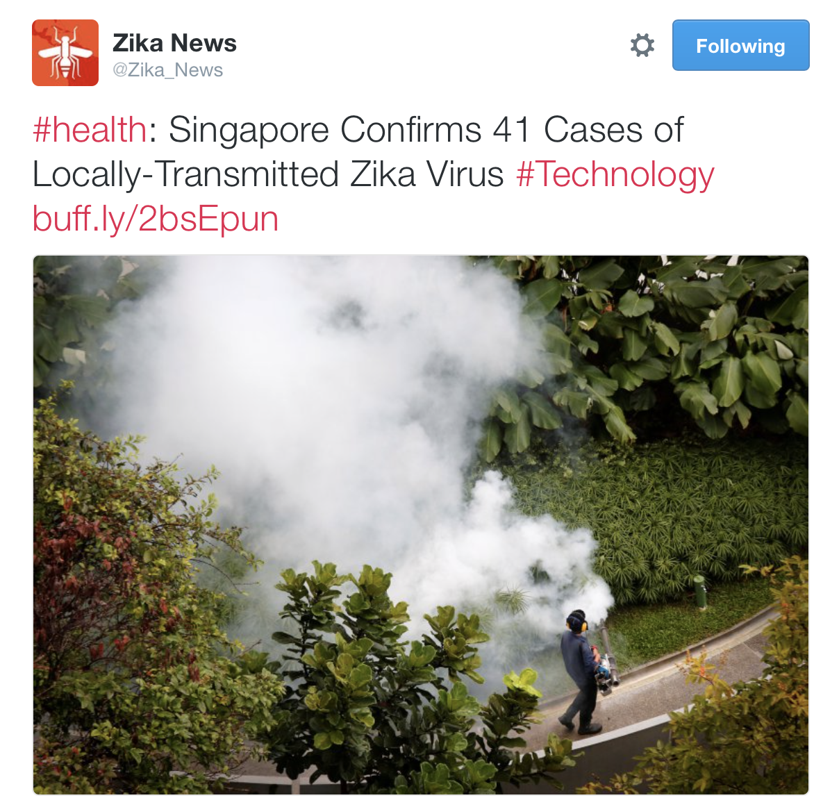 Viral News Updates: Zika Virus News And Updates