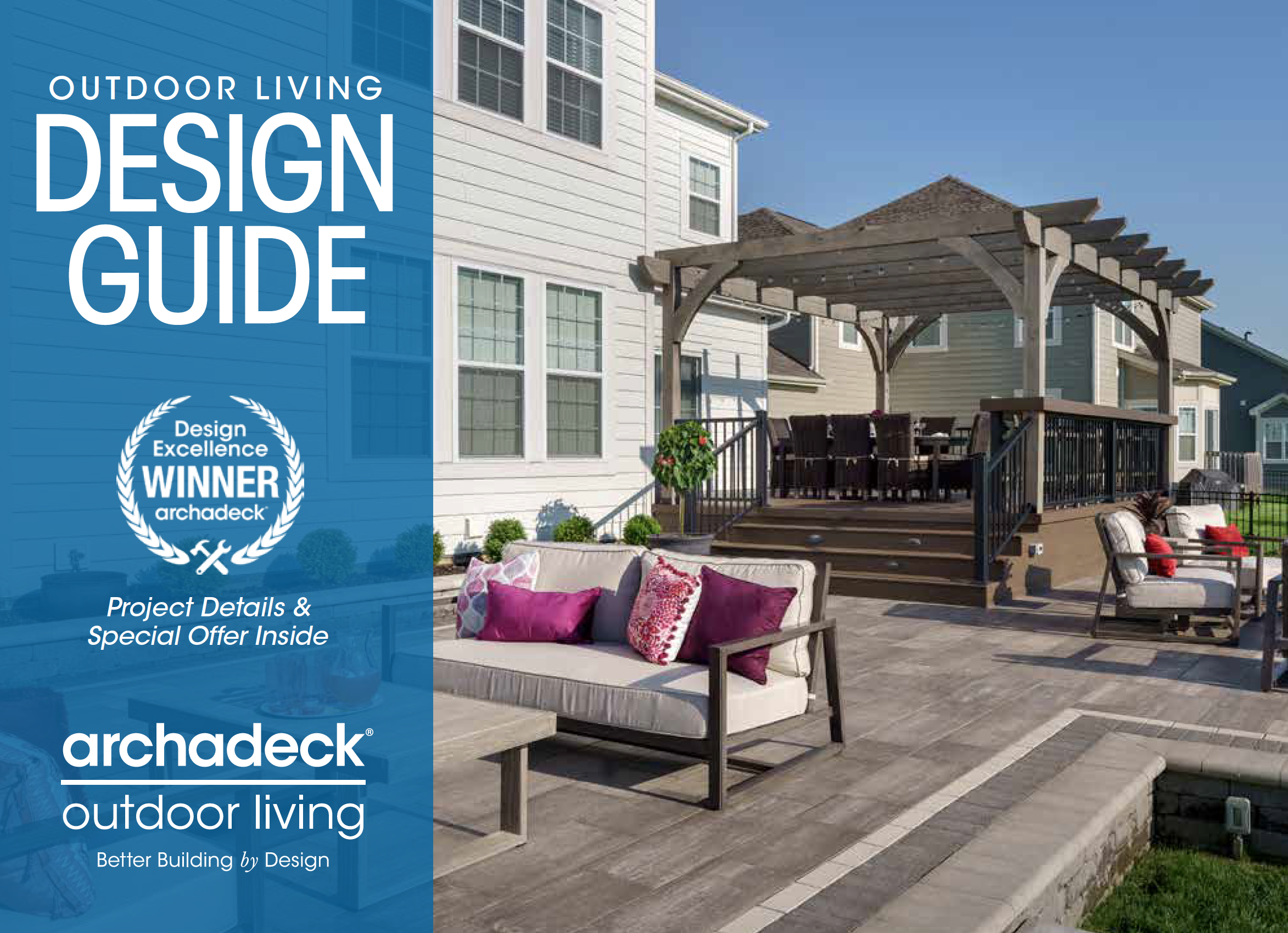 Archadeck Design Guide Cover